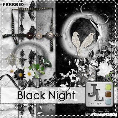 Скрап Black Night
