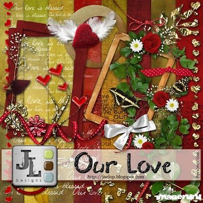 Скрап Our Love