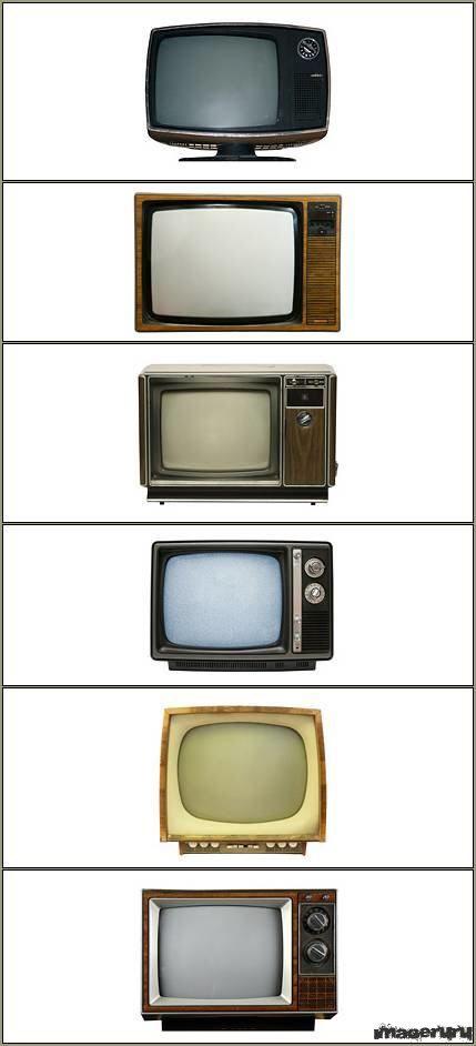Ретро телевизоры