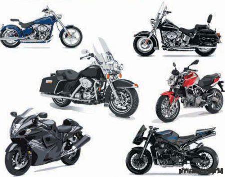 Мотоциклы, байки