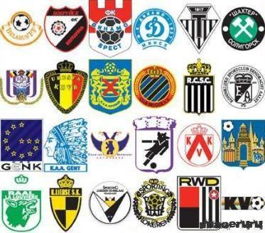 Логотипы футбольных клубов ч.3