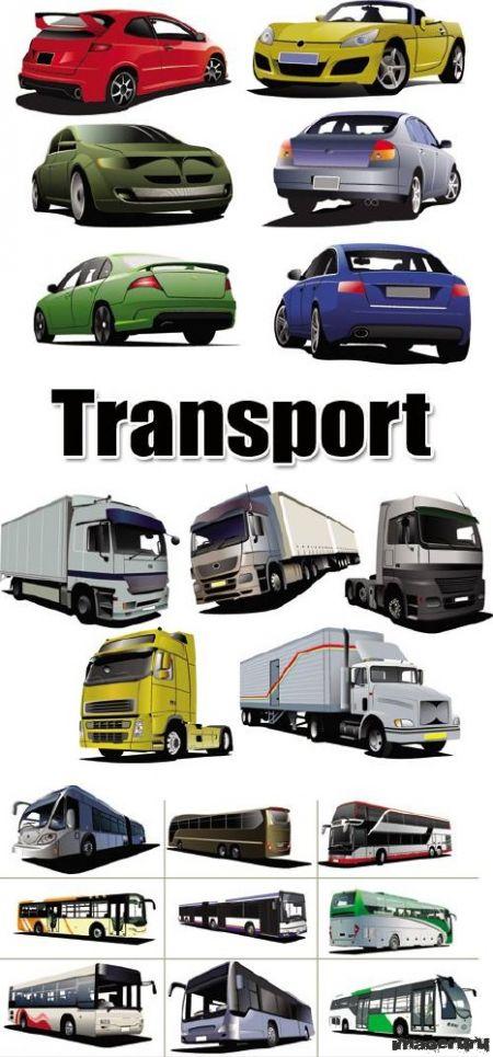 Легковушки и грузовики