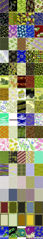 100 векторных шаблонов для дизайна ч. 4