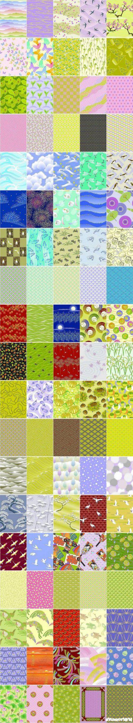 100 векторных шаблонов для дизайна ч. 3