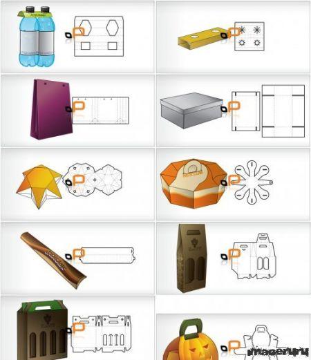 Как разрезать бумагу для упаковки - 32 идеи