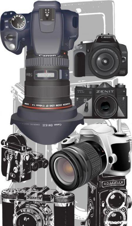 Фотокамеры, фотоаппараты