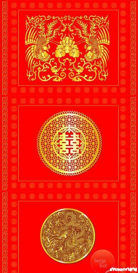 Китайские шаблоны