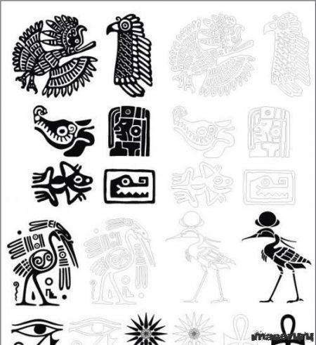Мексиканская этническая символика