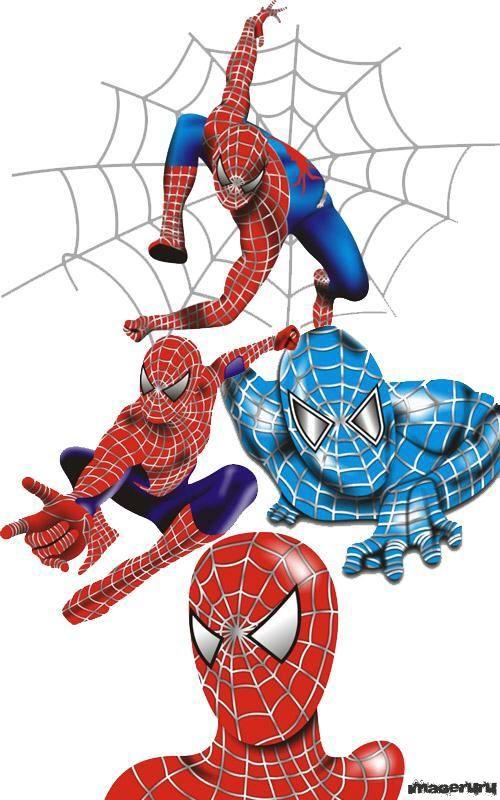 Человек паук spiderman