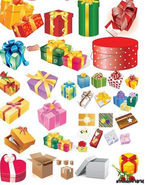Подарочные упаковки