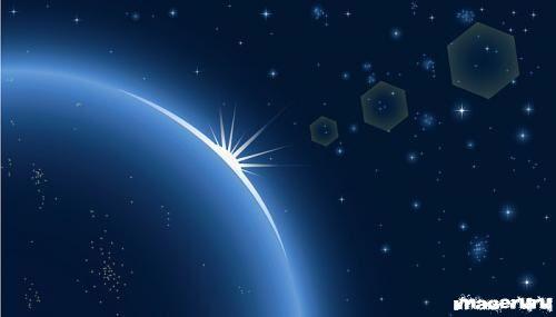 Космос в векторе