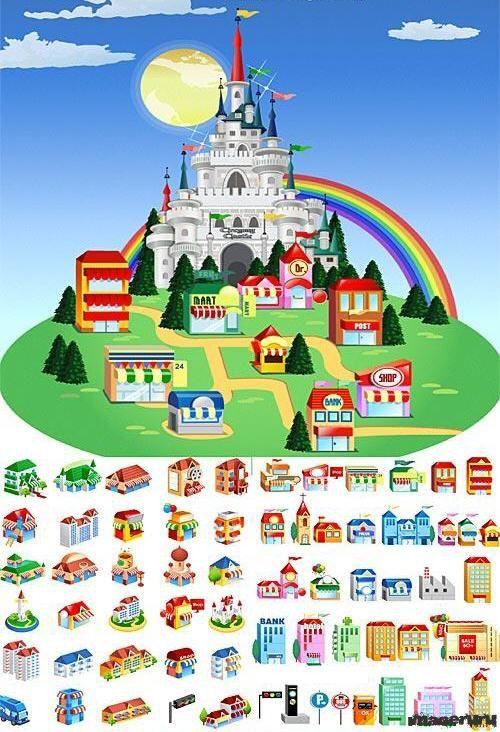 Здания, строения - недвижимость