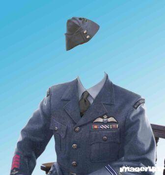 Воинское обмундирование в PSD