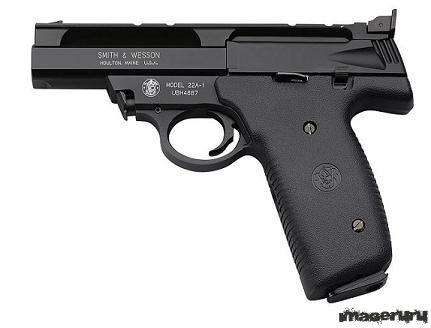 Пистолеты Smith&Wesson