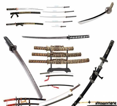 Катана - меч самурая
