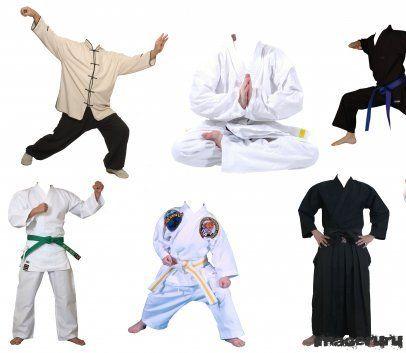 Спортивные кимоно