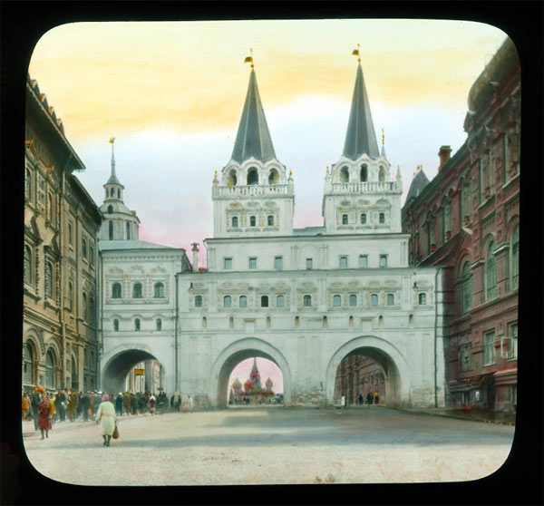 РОССИЯ 1920-1930 гг. - архив Брэнсона Деку