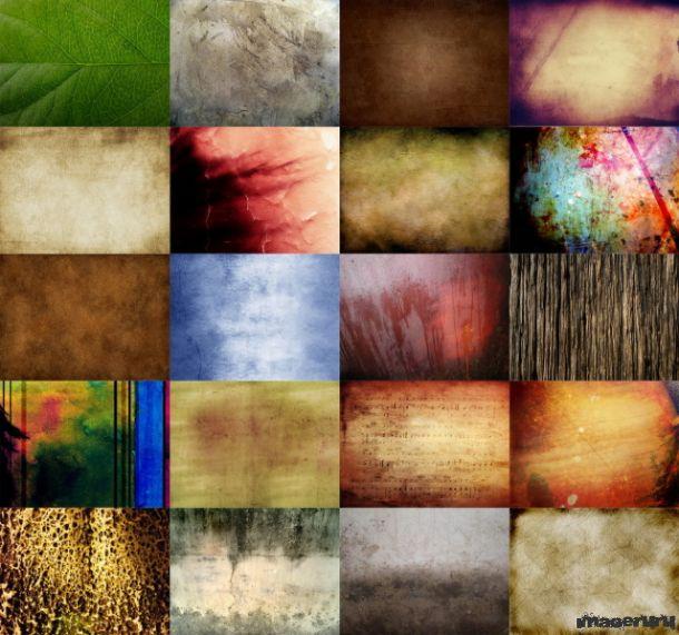 Большая коллекция текстур