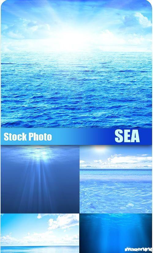 Море, океан
