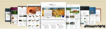 Новые шаблоны для WordPress