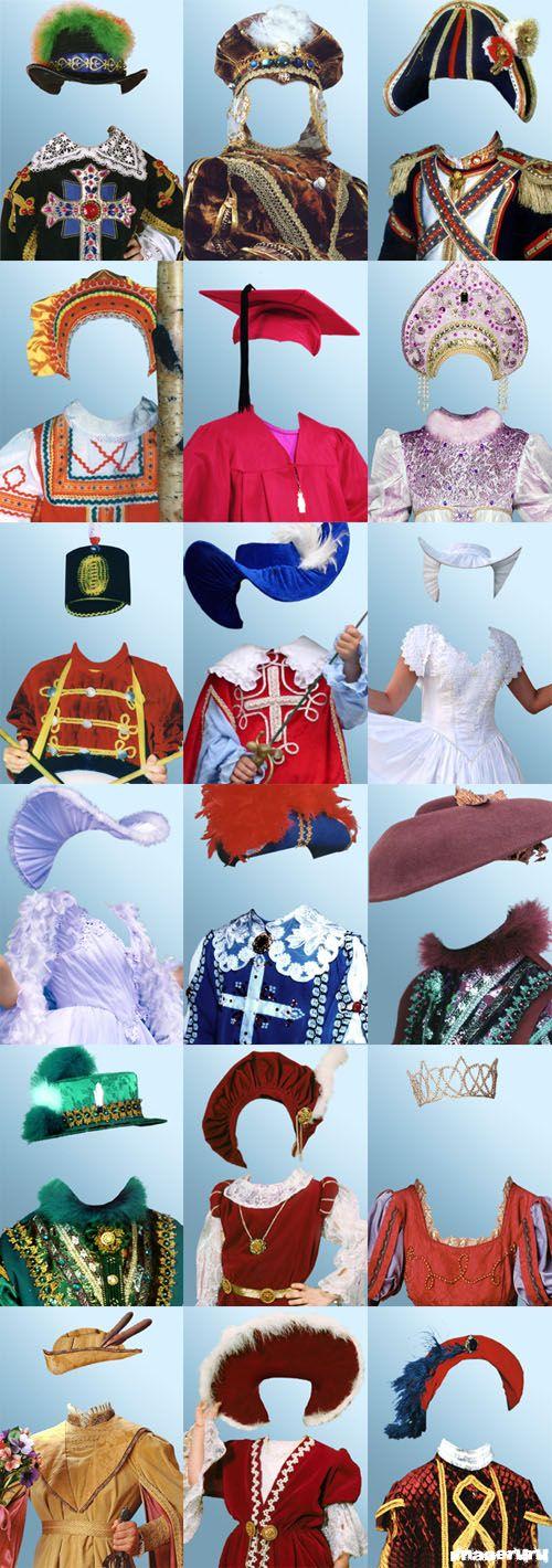 Детские маскарадные костюмы - photo#34