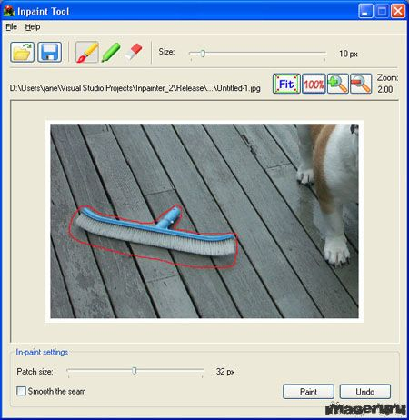 Photo Objects Eraser 1.0 + Portable
