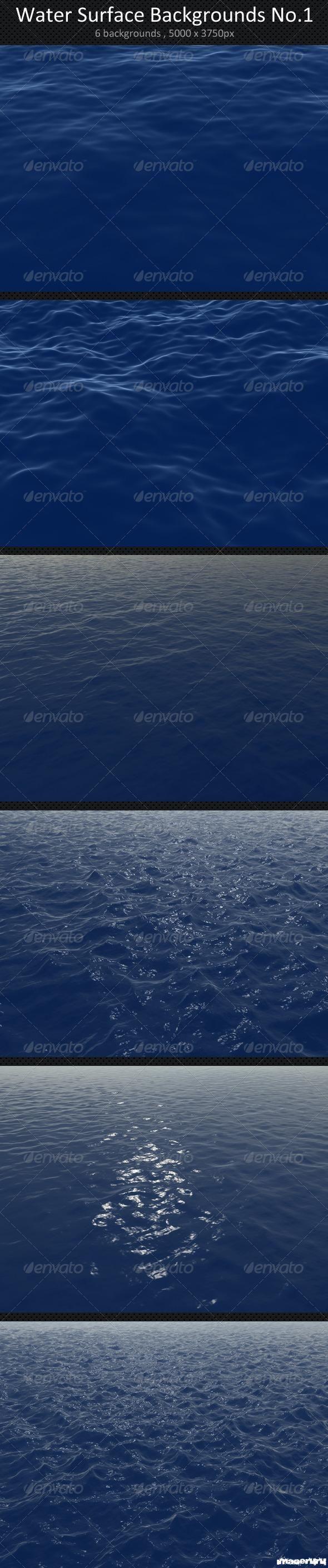 Водная поверхность