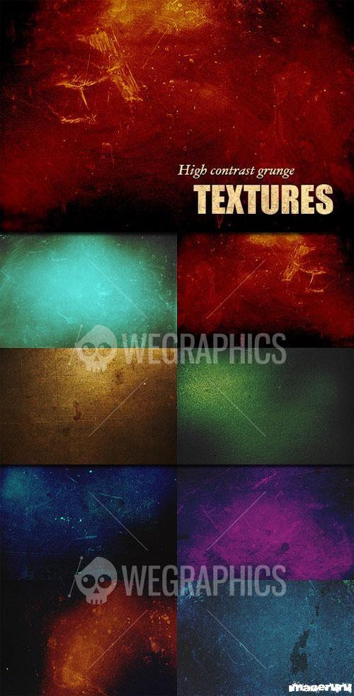 Высококонтрастные текстуры