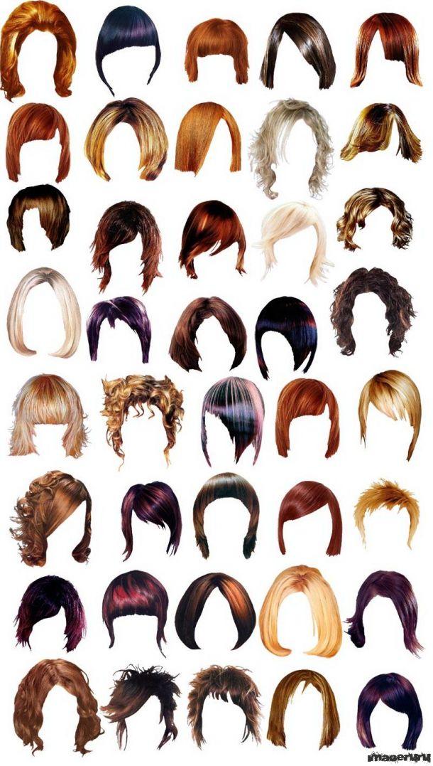40 женских причёсок