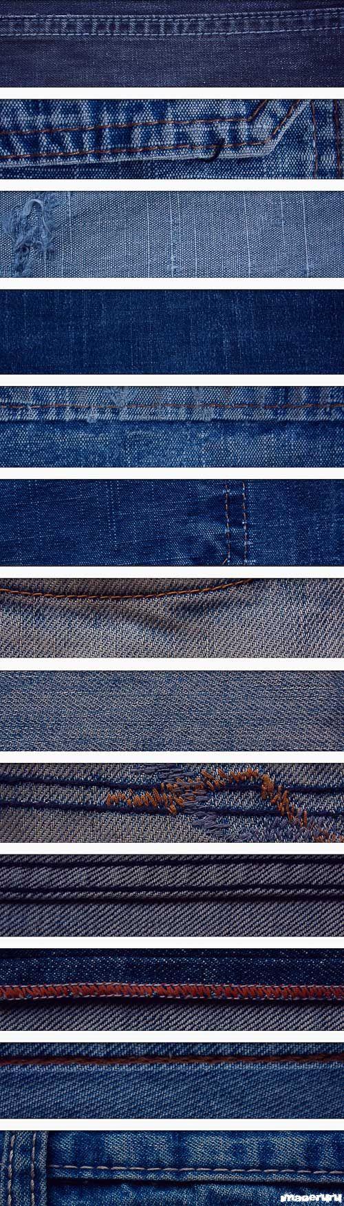 Джинсовые текстуры, часть 2