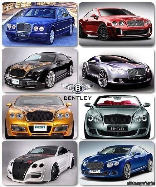 100 автомобилей Bentley