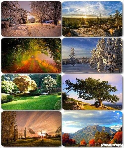 Потрясающие пейзажи природы 3