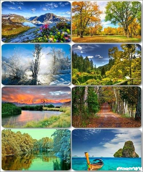 Потрясающие пейзажи природы 4