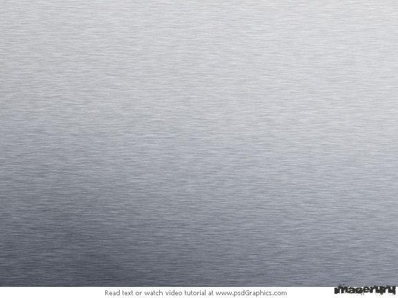 Как сделать металлическую текстуру в фотошопе