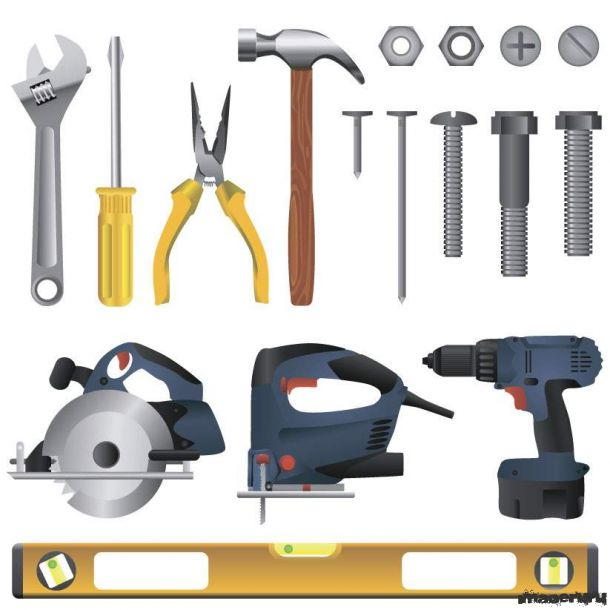 Иконки инструментов
