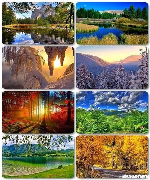 Потрясающие пейзажи природы 13