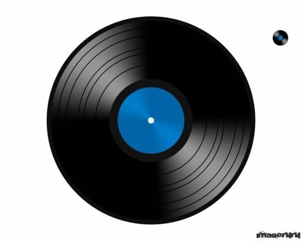 Виниловая, грамофонная пластинка