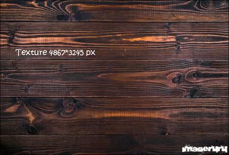 Матовая тонированная древесина