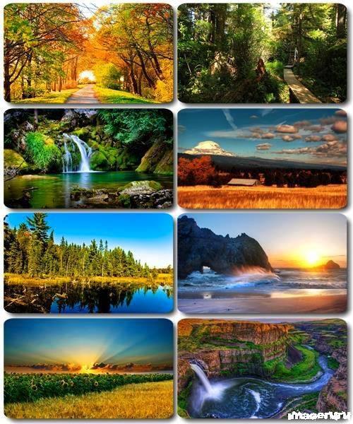 Потрясающие пейзажи природы 19