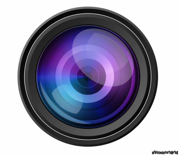 Camera vector icon png