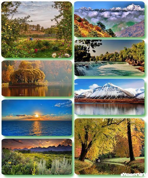 Потрясающие пейзажи природы 23
