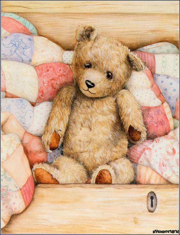 Мишки Teddy