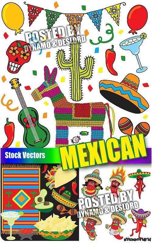 Мексиканская символика
