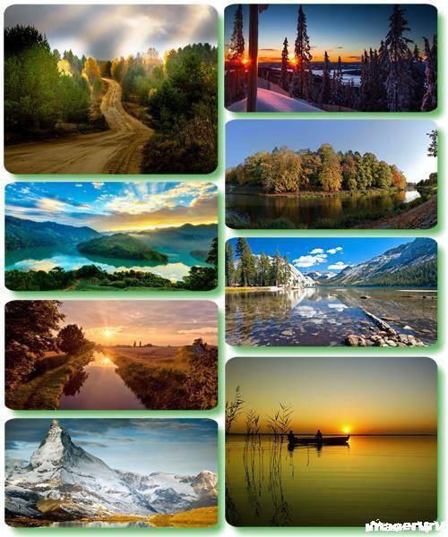 Потрясающие пейзажи природы 29