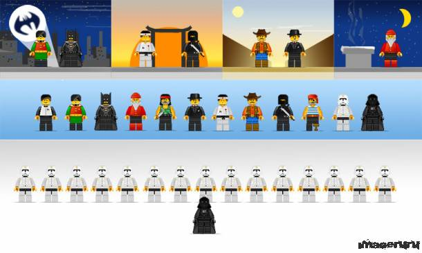 LEGO фигурки