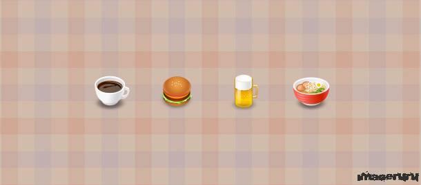 Иконки продуктов