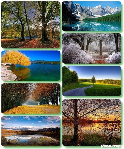Потрясающие пейзажи природы 34