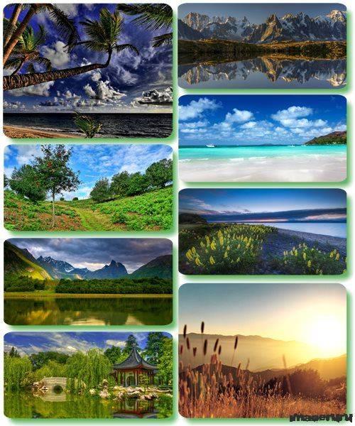 Потрясающие пейзажи природы 44