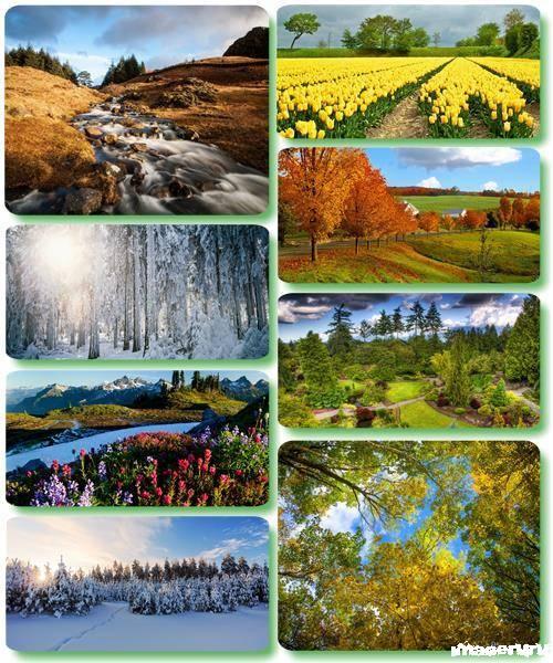 Потрясающие пейзажи природы 46