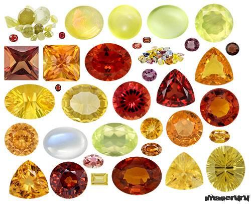 Бриллианты и драгоценные камни